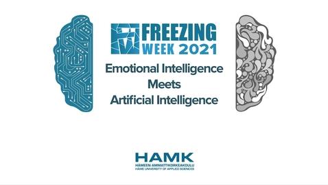 Thumbnail for entry Jamshid Alamuti - Humanising Technology. How creativity rules technology while technology defines a new norm for creativity