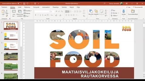 Thumbnail for entry Maatiaisviljojen lisäysviljelykokemukset 2