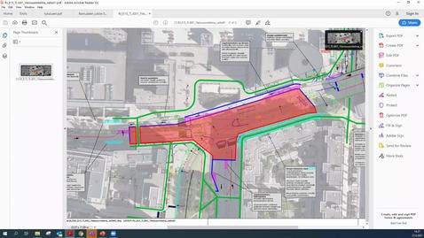 Thumbnail for entry Liikenteenohjaussuunnitelma