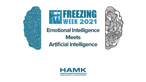 Thumbnail for entry Helinä Mellanen - How to utilise you Emotional Intelligence skills when you need them most