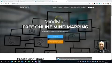 Thumbnail for entry MindMup-ohjelman käytön pikaopas