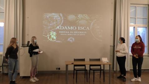 Thumbnail for entry Foodbizz2020, T1-Adamo-Esca