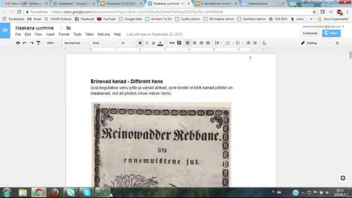 Thumbnail for channel Maatiaiseläimet