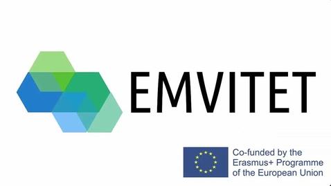 Thumbnail for entry Magic Block development for EMVITET Project