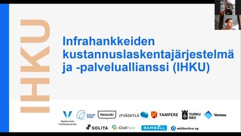 Thumbnail for entry Luento: Ihku-allianssin esittely/ Riitta Haapavaara & Nita Joro