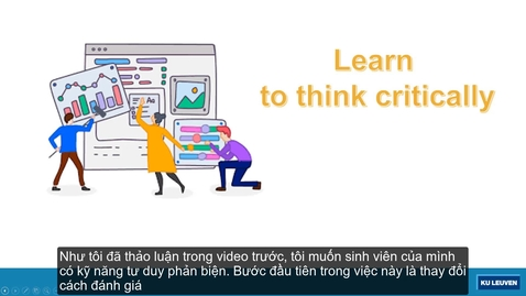 Thumbnail for entry Part 3: Making thinking explicit strategy, modeling (subtitled in Vietnamese)