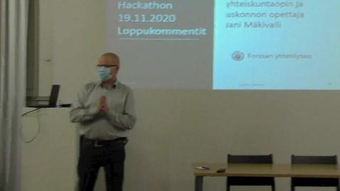 Thumbnail for entry FoodBizz2020, X-Loppusanat.mp4