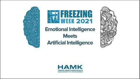 Thumbnail for entry Katarzyna Sanak-Kosmowska - Introduction to the Marketing 5.0 – does chatbot really like us