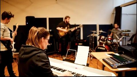 Thumbnail for entry Musiklärarutbildningen Umeå Universitet!