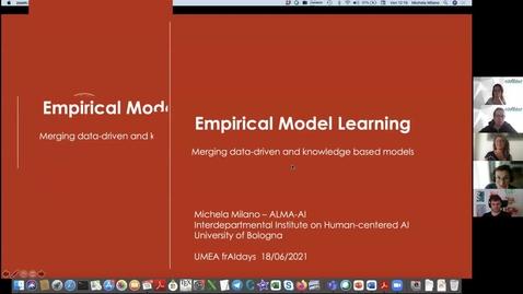 Thumbnail for entry Michela Milano: Empirical Model Learning