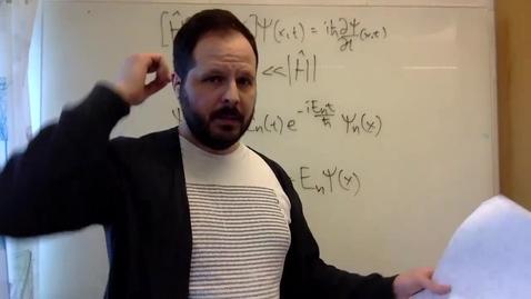 Miniatyr för inlägg Lecture 3 - Sinusoidal Perturbations