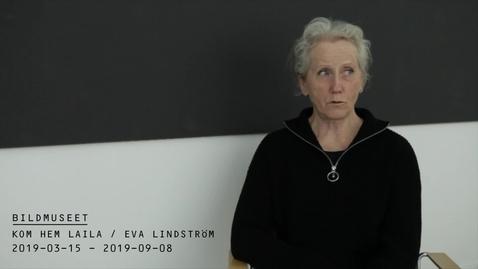 Thumbnail for entry Eva Lindström @ Bildmuseet