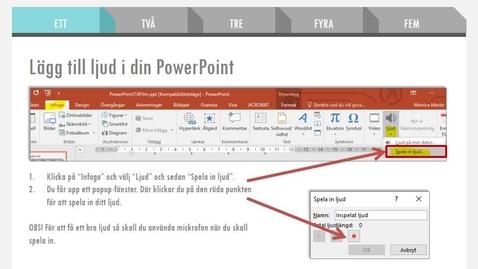 Miniatyr för inlägg PowerPointTillFilm-PC