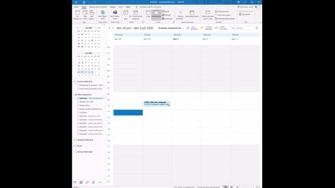 Miniatyr för inlägg Bjuda in kollegor till arbetsmöte i Skype.mp4