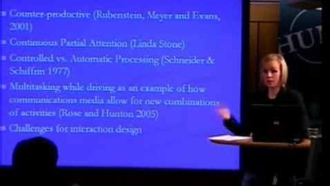 "Thumbnail for entry 061121 Örnberg Berglund: ""Conversational implications of multitasking"""