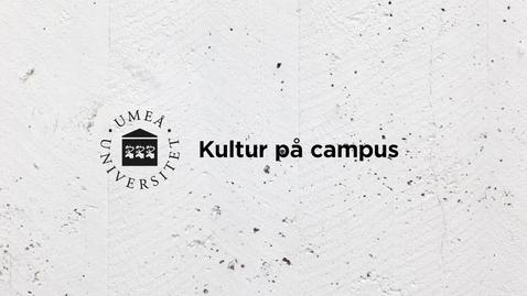 Thumbnail for entry Kolonien möter Markandeya Kultur på campus