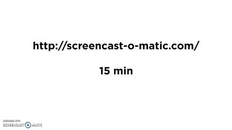 Miniatyr för inlägg Screencast-o-Matic-17-02-16