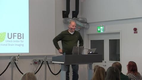 Thumbnail for entry Lars Nyberg, part 1