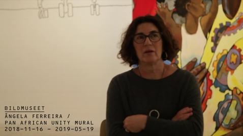 Thumbnail for entry Angela Ferreira @ Bildmuseet