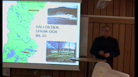 """Miniatyr för inlägg 020417 Thomas Larsson, Johan Olofsson, Fredrik Palm: """"Hällbilder, språk och miljö:"""""""