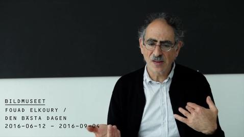 Thumbnail for entry Fouad Elkoury