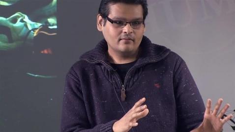 "Thumbnail for entry 130226 Shah: ""D:coding Digital Natives"""