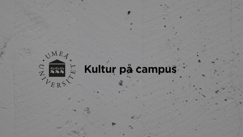 Thumbnail for entry Kultur pa campus presenterar- Lindelljazz.mp4