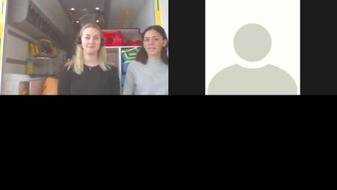 Thumbnail for entry Sjuksköterska och Röntgensjuksköterska.mp4