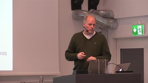 Thumbnail for entry Lars Nyberg, part 2