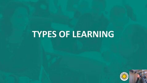 Thumbnail for entry ML - Types of Learning
