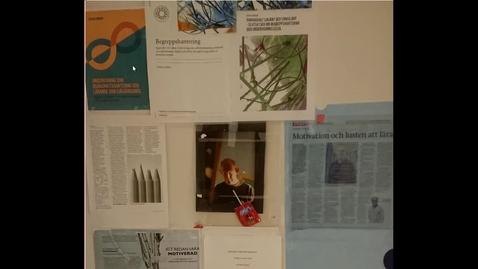 Thumbnail for entry Värdegrundsarbete 2