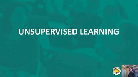 Thumbnail for entry ML - Unsupervised Learning and Concluding Remarks