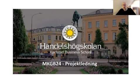 Thumbnail for entry Översikt projektledning - MKGB24