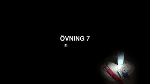 Thumbnail for entry Ovning_7_Egenvard_907