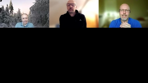 Thumbnail for entry Agile and motivation with Tomas Gustavsson - IEGA61 Eng