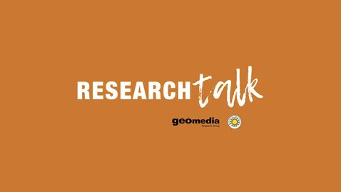Thumbnail for entry Geomedia_Intervju Transmedia Work_AndréJansson och KarinFast_VarmlandsBokfestival.mp4