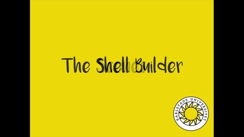 Thumbnail for entry Ozlab - 4.Shell Builder_Scenes