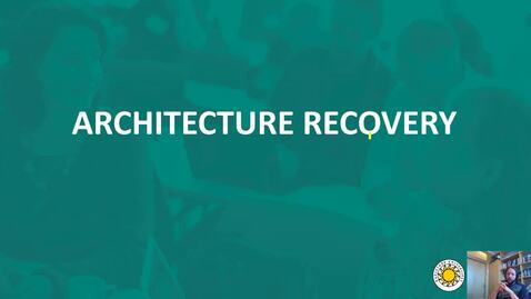 Thumbnail for entry Software Architecture - Recovery