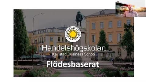 Thumbnail for entry Flödesbaserat (SAFe, projekt, program och portfölj)