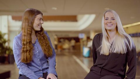 Tumnagel för Master's Programme in European Studies