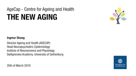 Tumnagel för The New Aging