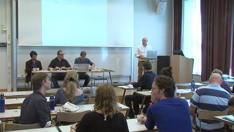 Tumnagel för Author-meets-critics session part 2