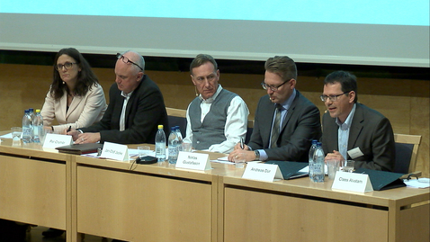 Tumnagel för TTIP and global trade: What´s in it for Sweden, Europe and the world?