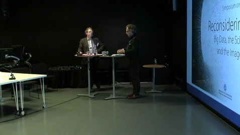 Tumnagel för Big Data Symposium - Final Reflections and Discussion