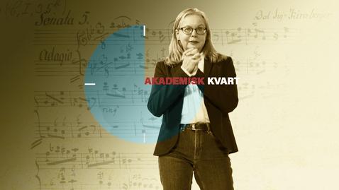 Tumnagel för Akademisk kvart: Musik och affekt