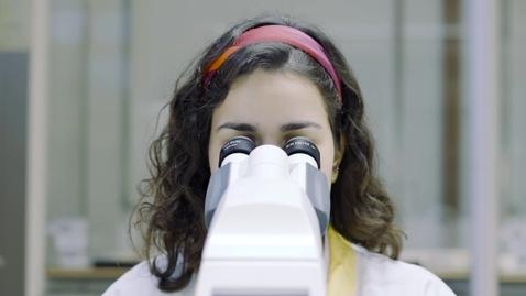 Tumnagel för Biomedicinsk analytiker – ett framtidsyrke