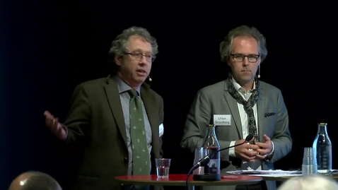 Tumnagel för Big Data Symposium - Welcome and Introduction