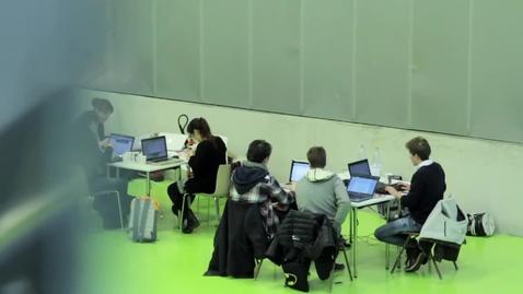 Tumnagel för Hackathon - lekande lätt