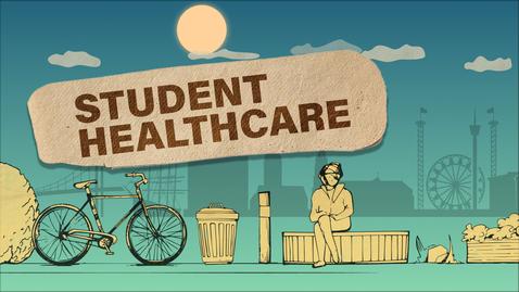 Tumnagel för  Student healthcare at the University of Gothenburg
