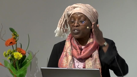 Tumnagel för Intersections and coalitions- A perspective of women's struggle in African societies.